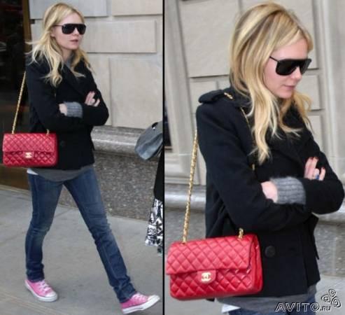 Культовые сумки: Chanel 2.55.