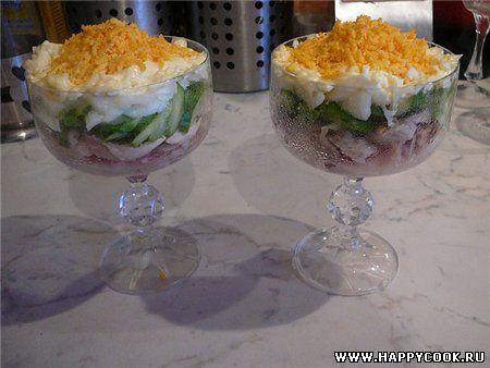 Салат русская красавица рецепты