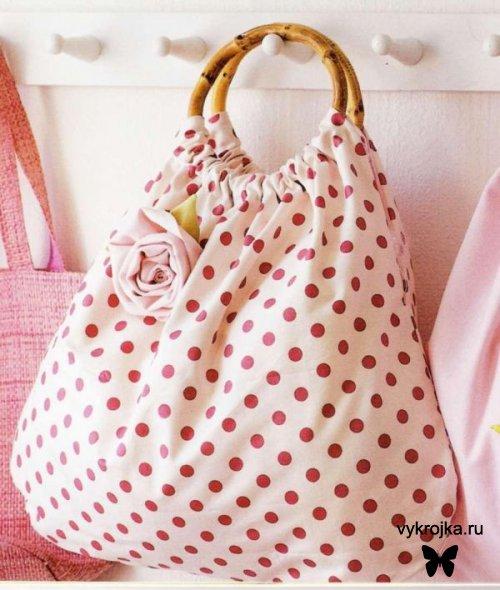 Самые разные сумки с выкройками.  Сшить сумку своими руками совсем .