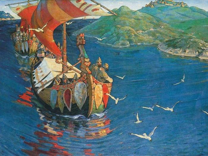 Картина Рериха (700x525, 171Kb)