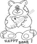 ������ shablon_happy_bear_big (591x700, 80Kb)