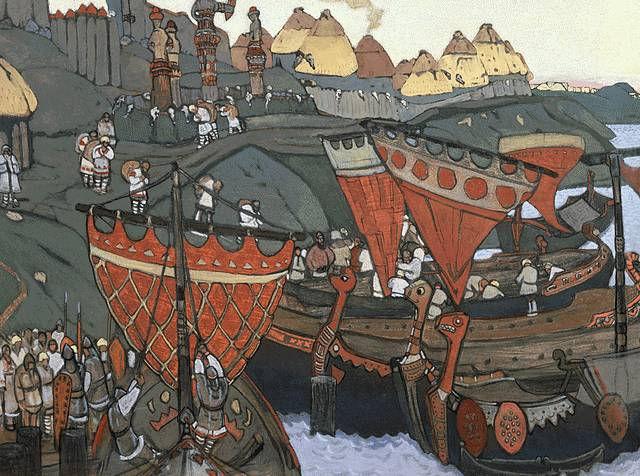 Занятия и общественное устройство славян Восточной Европы.  Основой экономики восточных славян являлось пашенное...