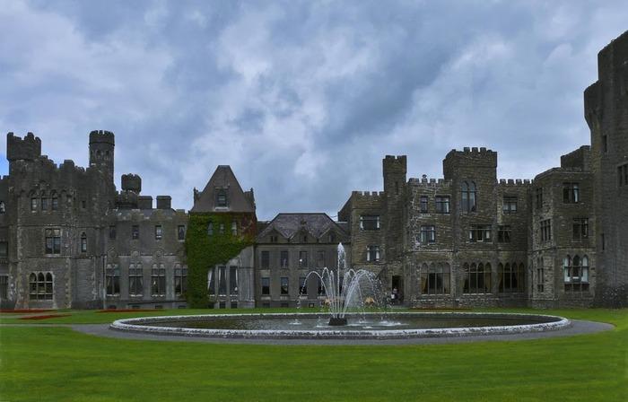 Замок Эшфорд (Ashford Castle) 39811