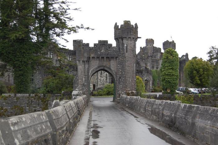 Замок Эшфорд (Ashford Castle) 88683