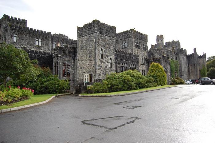 Замок Эшфорд (Ashford Castle) 29151