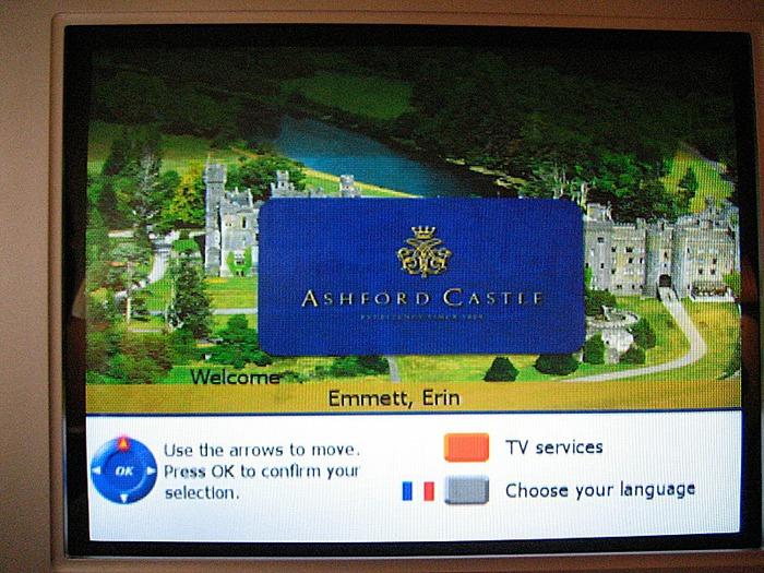 Замок Эшфорд (Ashford Castle) 76188