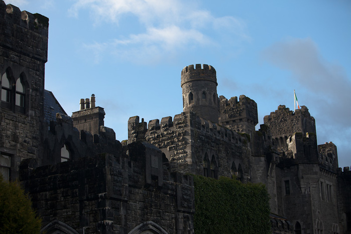 Замок Эшфорд (Ashford Castle) 82814