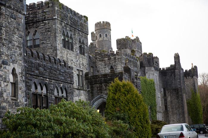 Замок Эшфорд (Ashford Castle) 28853