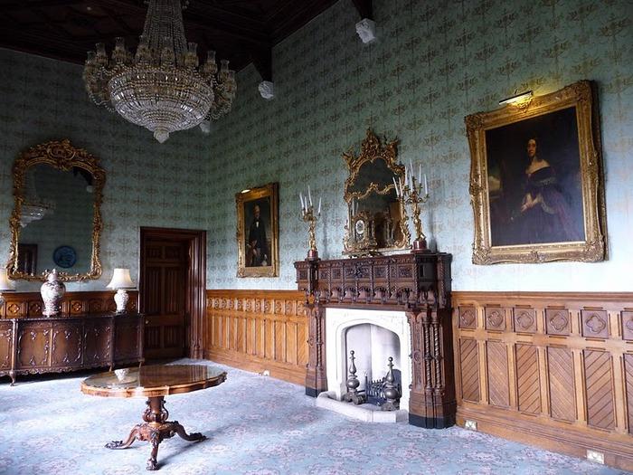 Замок Эшфорд (Ashford Castle) 56713