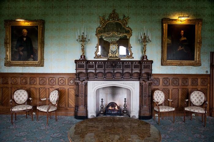 Замок Эшфорд (Ashford Castle) 37064