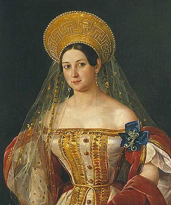 Sofia_Vassilyevna_Orlova-Denisova_by_Petr_Orlov (580x695, 156Kb)