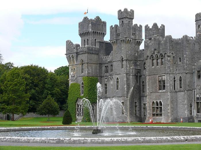 Замок Эшфорд (Ashford Castle) 34448