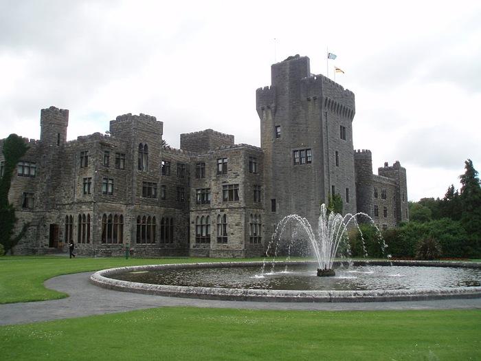 Замок Эшфорд (Ashford Castle) 22932