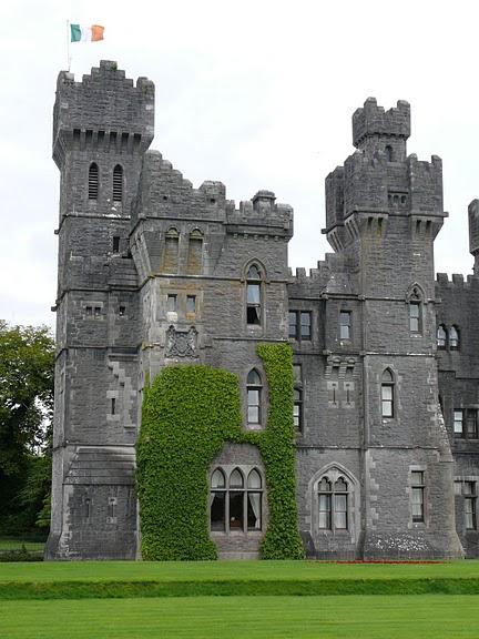 Замок Эшфорд (Ashford Castle) 27132