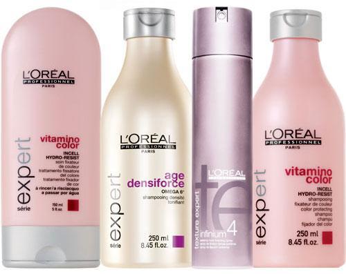Лореаль косметика для волос официальный