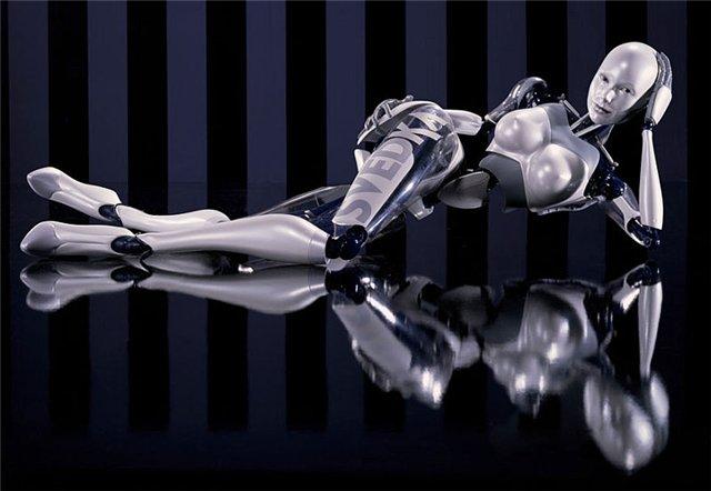 Швейцарское кафе заменит девушек роботами