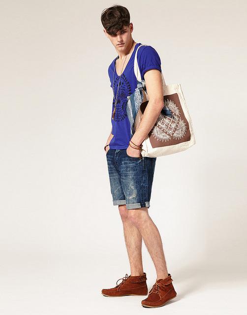 Описание: мужская одежда лето 2011.