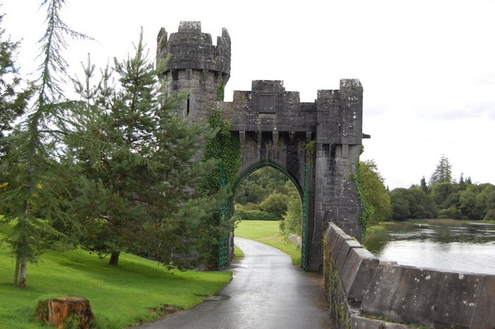 Замок Эшфорд (Ashford Castle) 47478