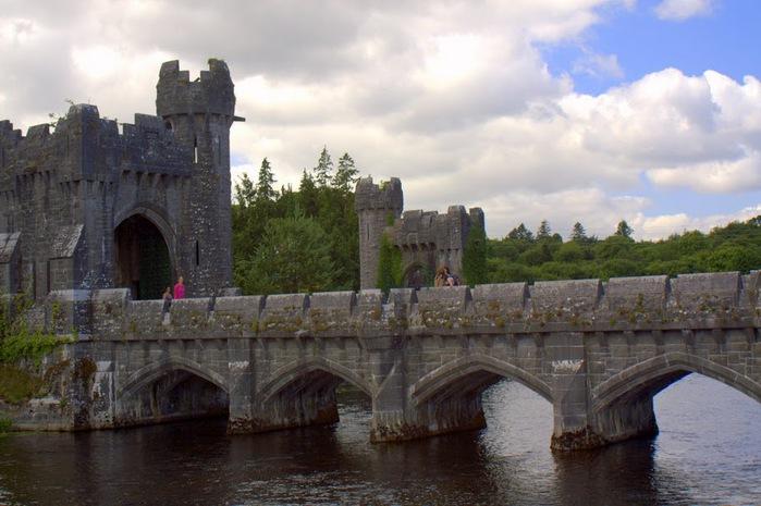 Замок Эшфорд (Ashford Castle) 42383