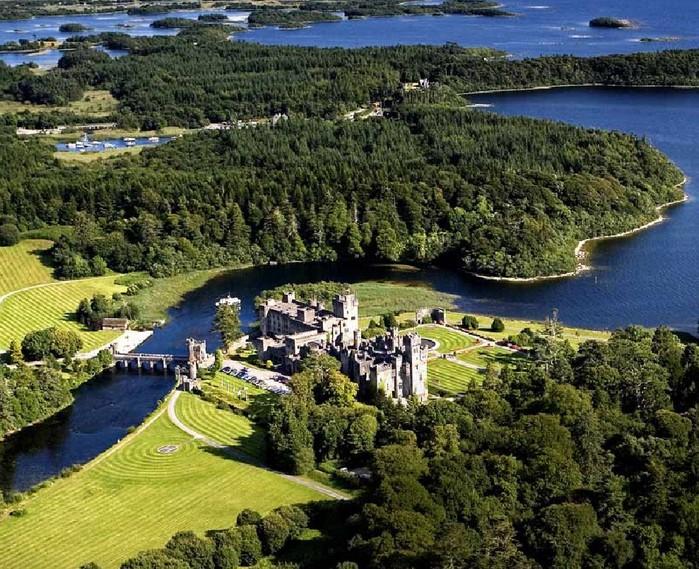 Замок Эшфорд (Ashford Castle) 58498