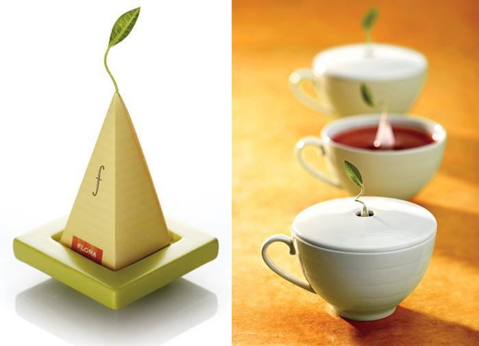 Как сделать себе чайный пакетик
