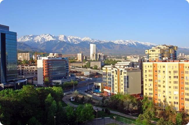 Алмата - фотографии города
