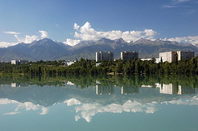 Алмата - фотографии города007