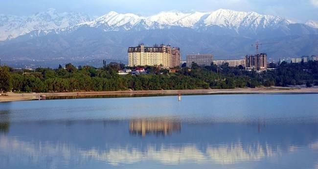 Алмата - фотографии города009