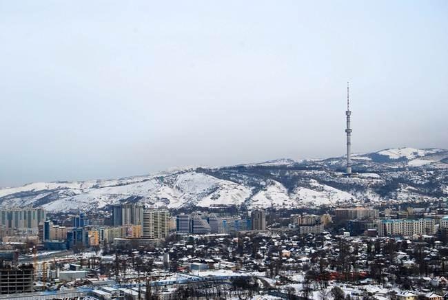 Алмата - фотографии города011