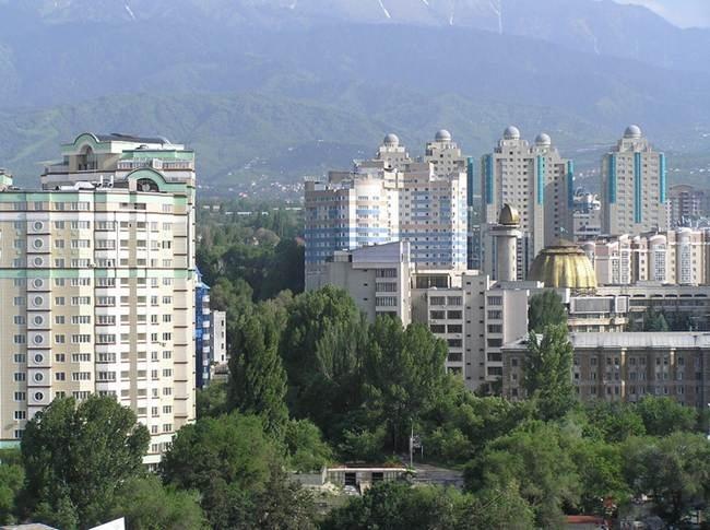 Алмата - фотографии города017