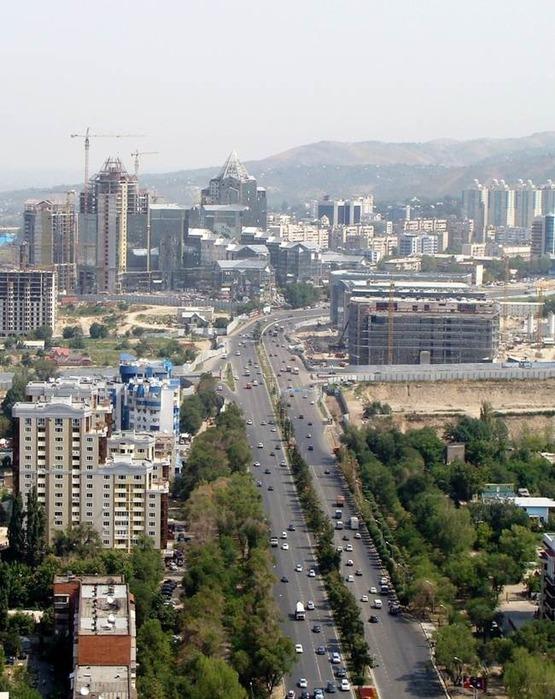 Алмата - фотографии города019