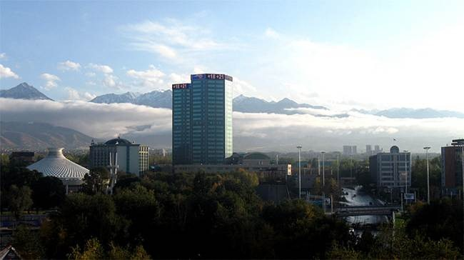 Алмата - фотографии города026