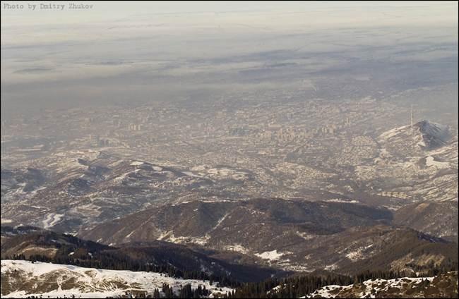 Алмата - фотографии города042