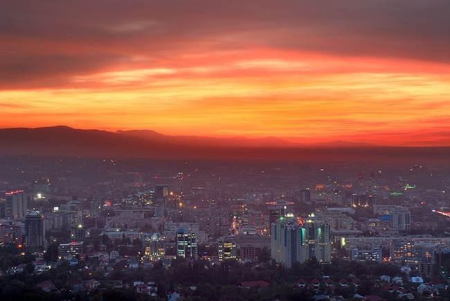 Алмата - фотографии города046