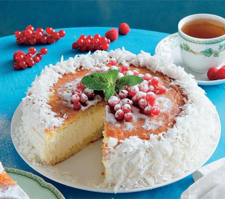 Крепвиль или блинный торт.