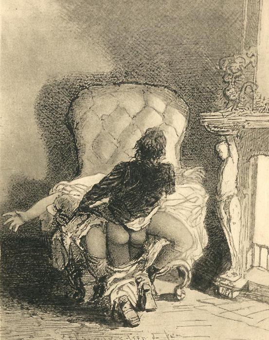 история порно в живописи