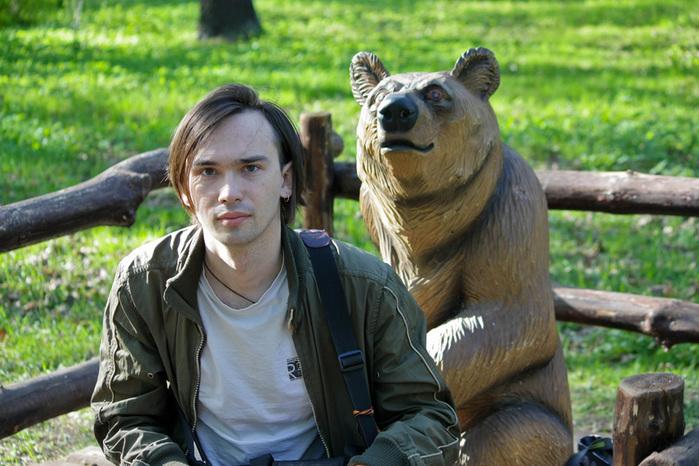 медвед хочет на меня напасть