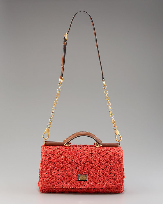 crafts for summer: knitted designer bags for inspiration:))