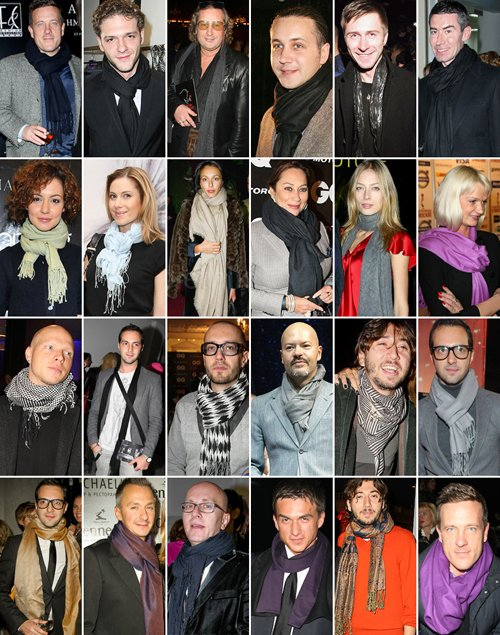 Как носить шарф - Женские сумки,мужские сумки, кошельки.