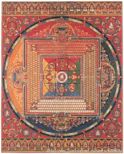i45 Mandala of Vajradhatu (405x500, 209Kb)