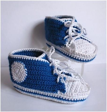 ورشة بوت رياضي .حذاء كروشية للاطفال مع الطريقة.ورشة كروشية ولادي