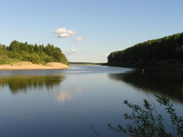 Река объ фото 2