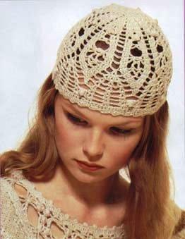 Описание: вязаные шапочки крючком для...