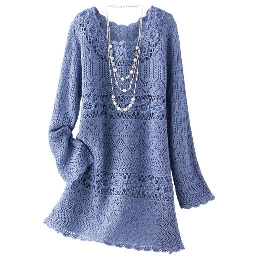синее платье (520x520, 49Kb)