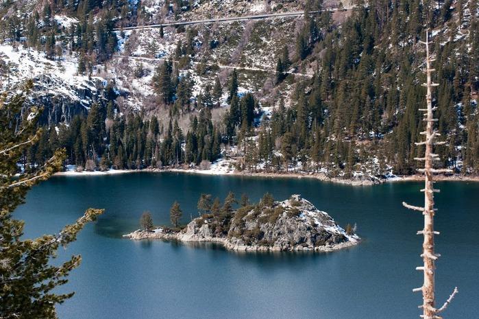 Озеро Тахо – курортный рай Америки 31393