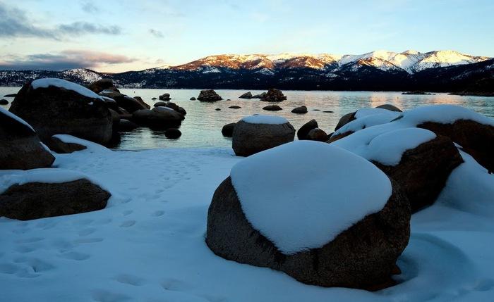 Озеро Тахо – курортный рай Америки 87256