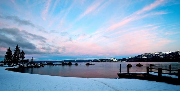 Озеро Тахо – курортный рай Америки 81488