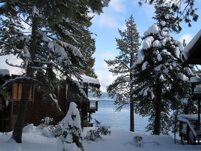 Озеро Тахо – курортный рай Америки 49738