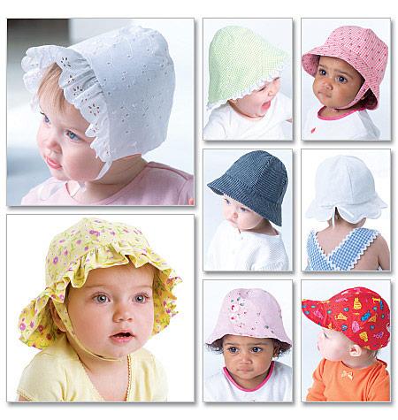 3340980_Infants_Hat_M4478 (450x475, 72Kb)