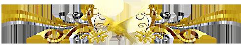 Жёлтый пуловер из мотивов. 25337